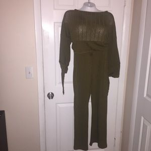 Zara matching top & pants size small beautiful
